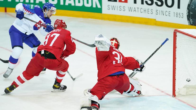Николишин высказался о замене флага России на символику ОКР на ЧМ-2021 в Риге