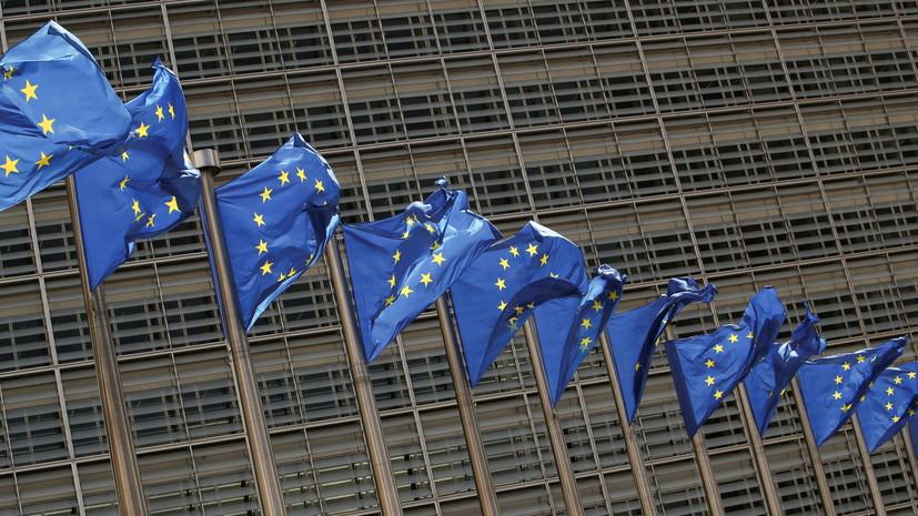 Лидеры ЕС осудили«незаконные и провокационные действия» России