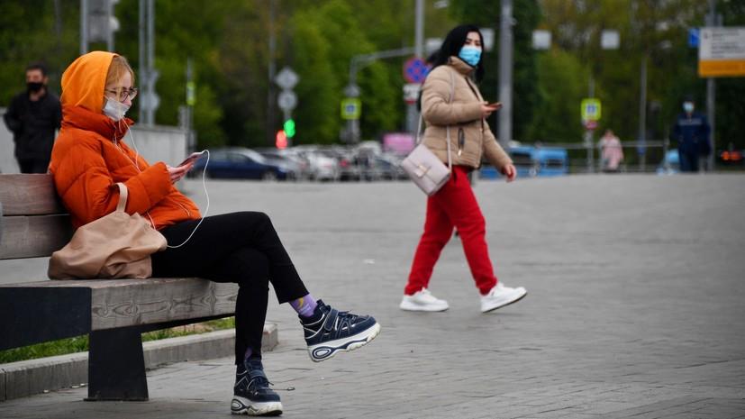 «За счёт прочности системы здравоохранения»: Мурашко объяснил отсутствие в России повторных локдаунов из-за COVID-190