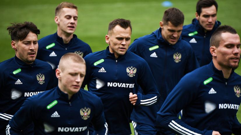 Возвращение Черышева и уверенность Зобнина в успехе на Евро: как российская команда провела очередной день сборов