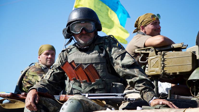 Милитаристские настроения: зачем Зеленский создаёт институт национального сопротивления