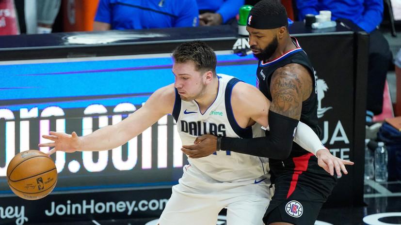 «Даллас» одолел«Клипперс» в матче плей-офф НБА, Леонард набрал 41 очко