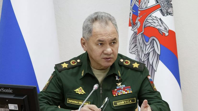 Министры обороны России и Армении обсудили ситуацию вокруг Карабаха