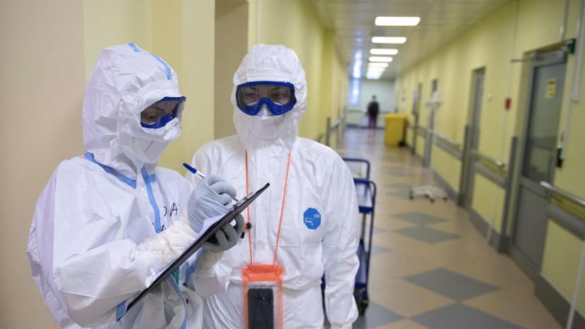За сутки в России выявили 8373 случая инфицирования коронавирусом