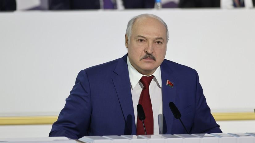«Стоять на коленях и оправдываться не будем»: Лукашенко оценил инцидент с самолётом Ryanair