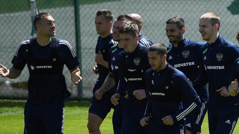 Возвращение Соболева и слова Заболотного про хейт: как сборная России продолжает подготовку к Евро-2020