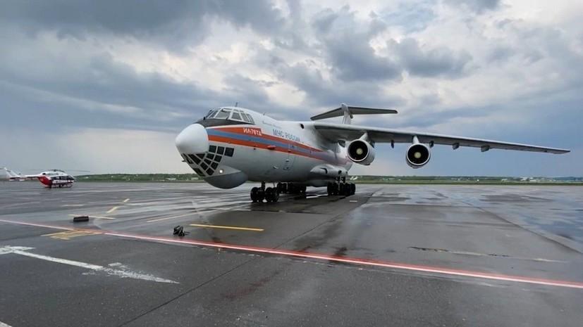 МЧС может отправить дополнительные рейсы для эвакуации россиян из сектора Газа