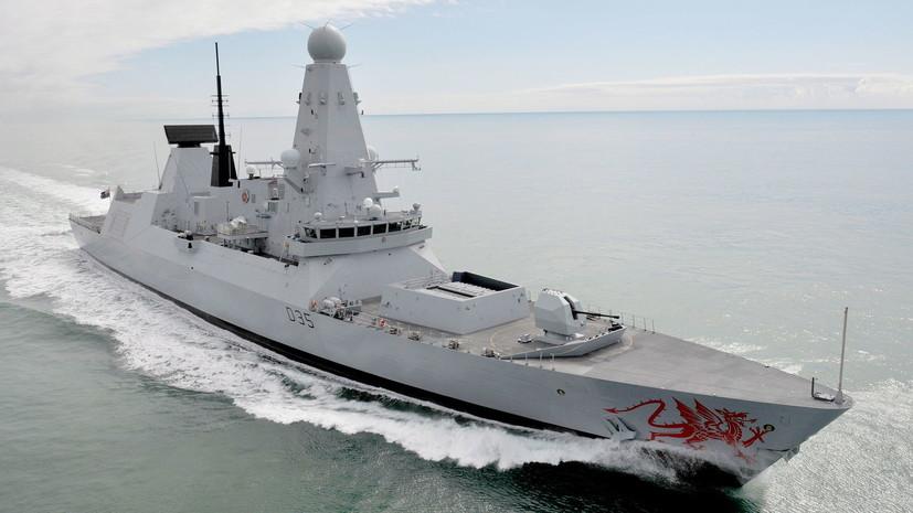 «Воспользовался правом мирного прохода»: глава погранслужбы ФСБ рассказал о выдворении британского эсминца в Чёрном море0