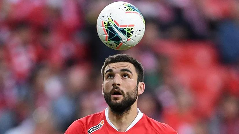Джикия рассказал, как в Грузии оценили его решение играть за Россию