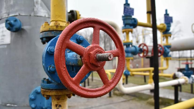 Санкции ЕС против Белоруссии могут затронуть транзит российского газа