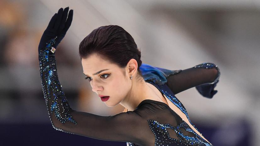 Медведева и Загитова пропустят Олимпиаду в Пекине