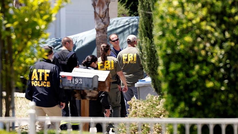 NBC: число жертв стрельбы в Калифорнии увеличилось до девяти