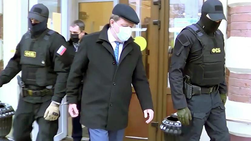 Суд изменил место домашнего ареста мэру Томска после выписки из больницы