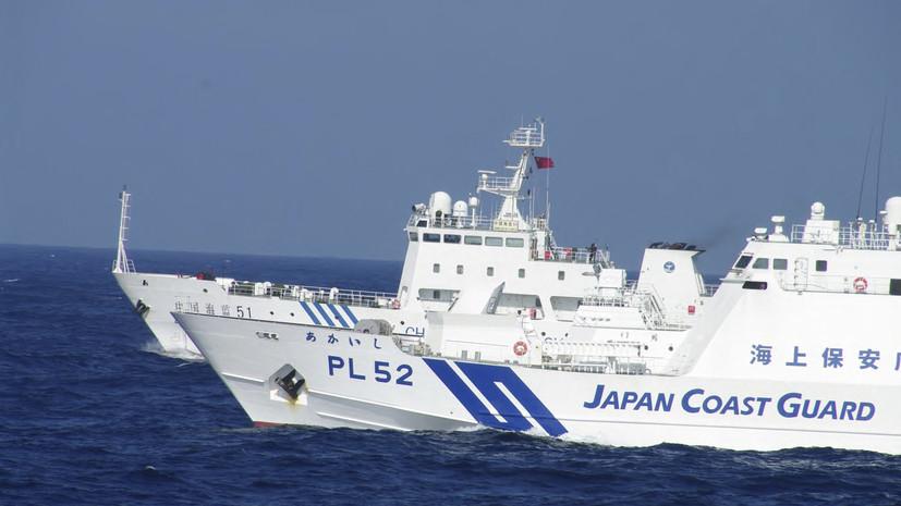 В Японии проведут разбирательство по судну «Амур» в кратчайшие сроки