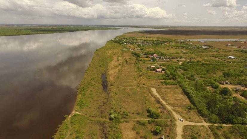 В Амурской области два района освободились от воды