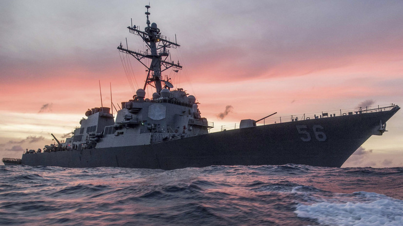 «Претензии необоснованны»: глава погранслужбы — о попытках США поставить под сомнение территориальную целостность России