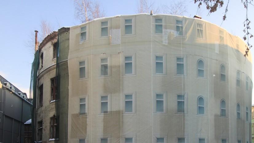 В Москве отреставрируют здание «Славянского базара»