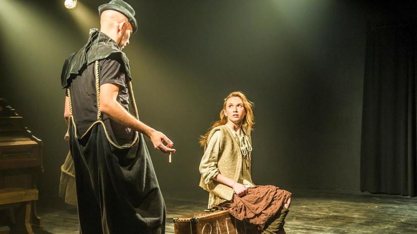 Объявлена программа театрального фестиваля «Голоса истории»