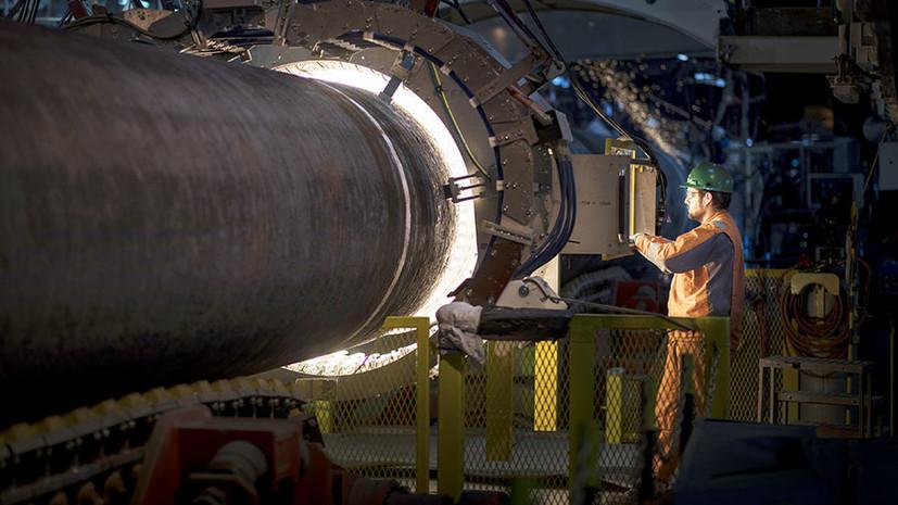 «Почти в четыре раза меньше углеродный след»: Новак ответил на заявление главы Минэнерго США о чистоте российского газа