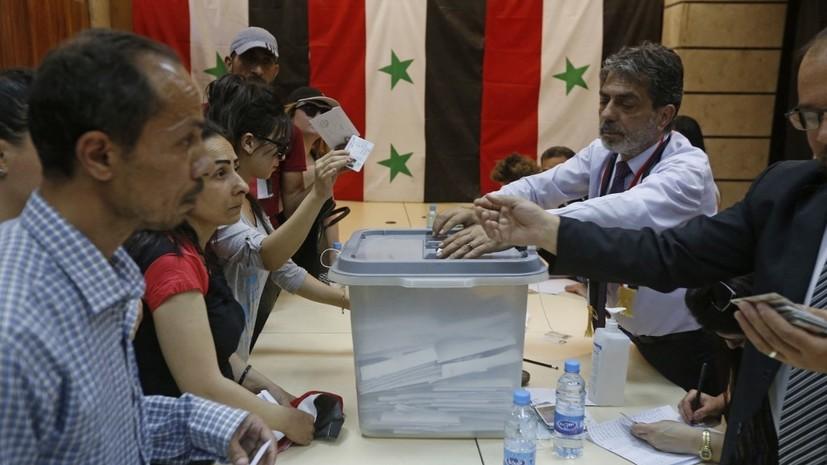 «Сирийцы устали от войны»: как переизбрание Башара Асада на пост президента САР повлияет на будущее страны