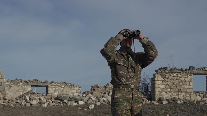 ОБСЕ призвала Армению и Азербайджан возобновить взаимодействие