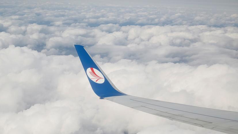 Украина закрыла воздушное пространство для белорусских самолётов