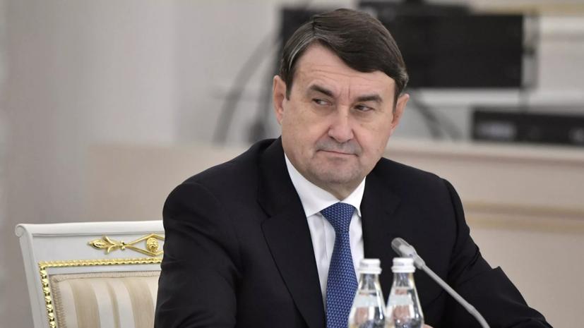 Помощник президента России предложил проводить Всероссийские арктические игры