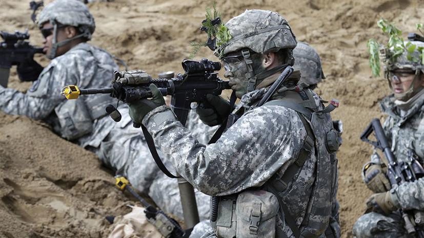 «Цифра должна произвести впечатление»: зачем Белый дом наращивает оборонный бюджет США