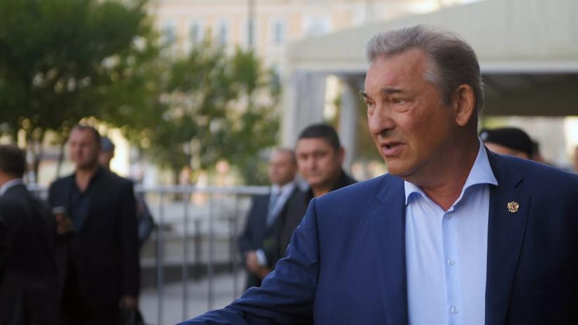 Глава ФХР Третьяк оценил победу сборной России над Швейцарией