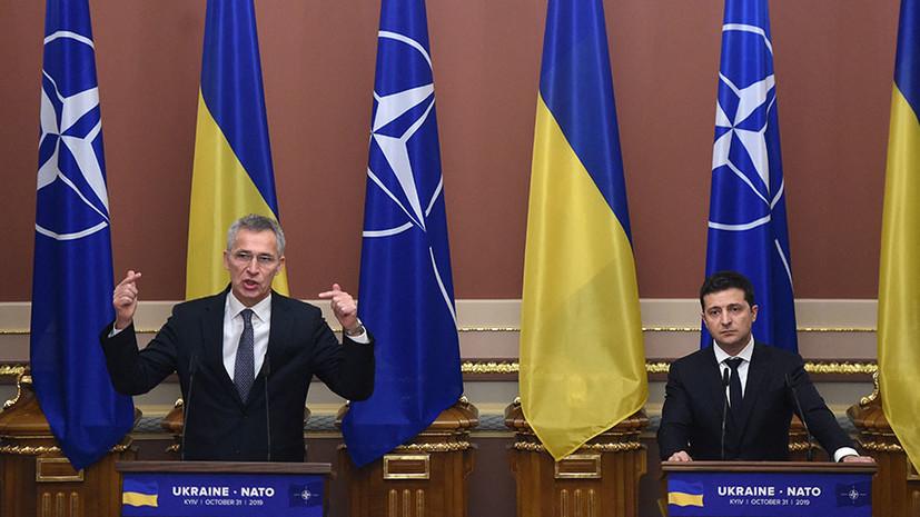 «Далека от стандартов альянса»: зачем Украине обновлённый пакет целей партнёрства с НАТО