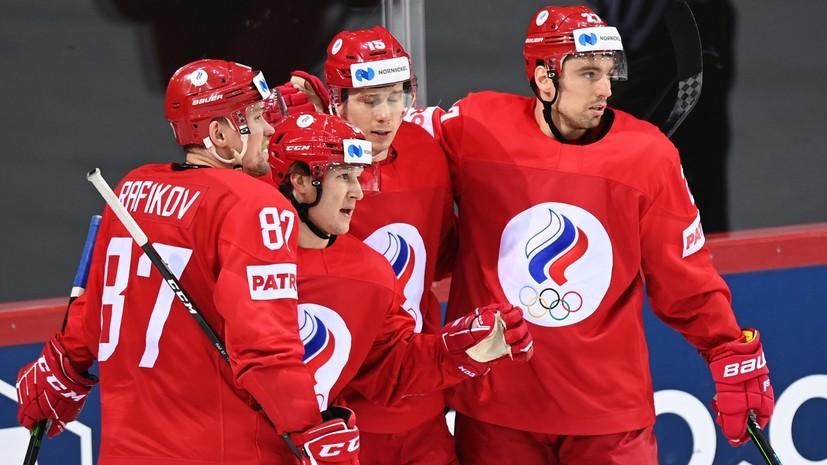 «Мы для всех — главный раздражитель»: Терещенко о перспективах сборной России на ЧМ по хоккею и приезде Бобровского