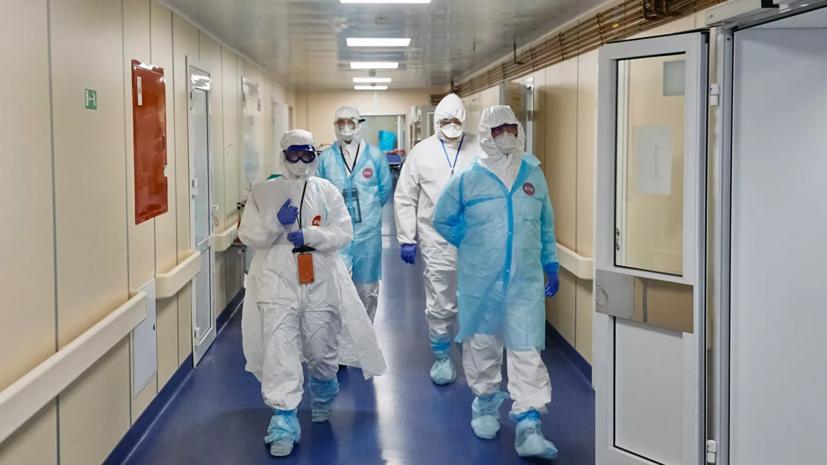 В Москве за сутки зафиксировали 3719 случаев коронавируса