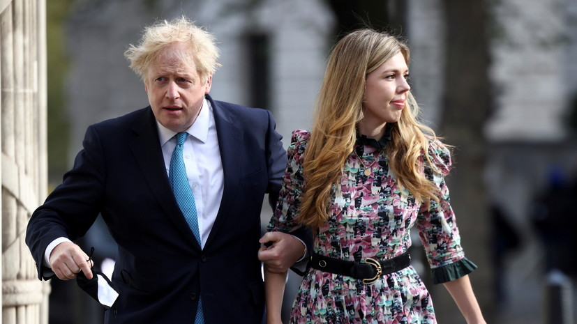 В канцелярии премьера Британии подтвердили, что Джонсон женился