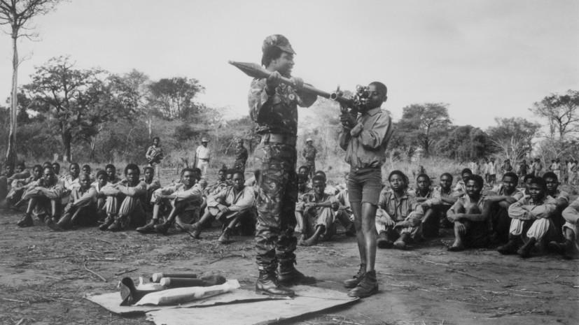 «Мы шли в полной неизвестности»: как в 1983 году в Мозамбике захватили в плен более 20 советских геологов0