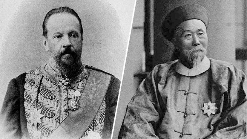 «Влияние России на Дальнем Востоке усилилось»: какую роль в истории сыграл русско-китайский договор 1896 года