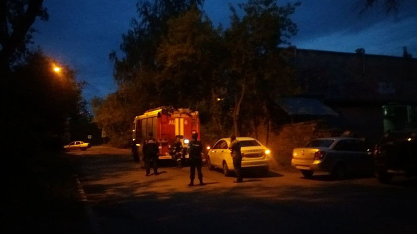 Пострадавшего при стрельбе в Екатеринбурге сотрудника Росгвардии отпустили домой