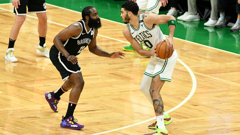 «Бруклин» обыграл «Бостон» в матче плей-офф НБА, Дюрант набрал 42 очка