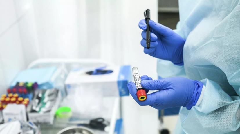 В России за сутки проведено более 340 тысяч тестов на коронавирус