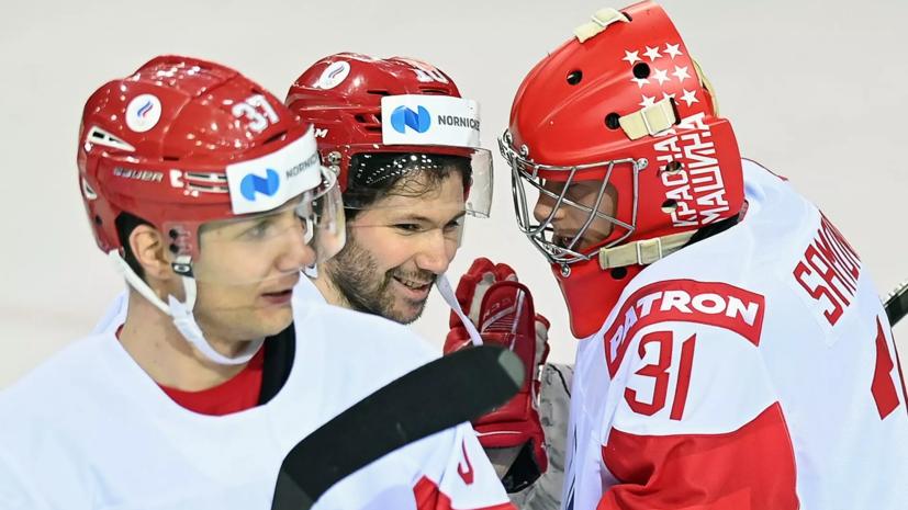Тренер сборной Швеции:намерены показать свой лучший хоккей и обыгратьРоссию