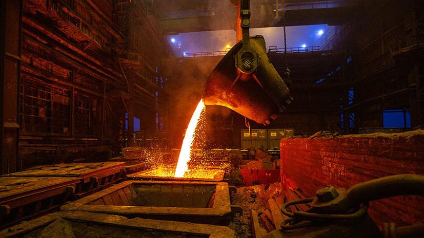 «Правительство занимается вопросом»: в Кремле прокомментировали заявление о сверхприбыли металлургов