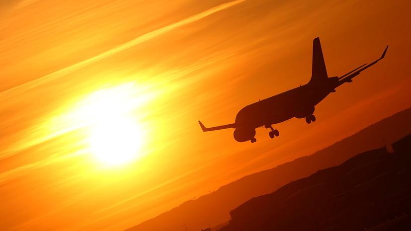 Россия продлевает ограничения на авиасообщение с Турцией и Танзанией