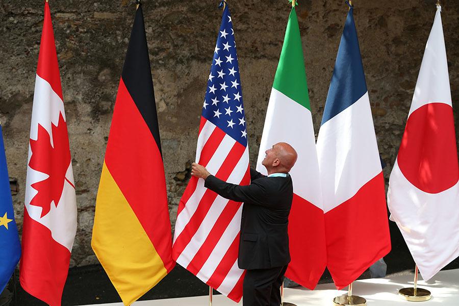 Клуб сподвижников США»: почему главы МИД G7 сконцентрировались на  обсуждении России и Китая — РТ на русском