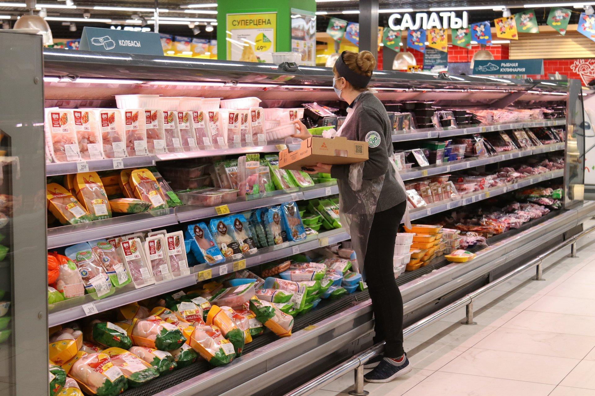 «Жадность отдельных производителей и торговых сетей»: Мишустин назвал причину роста цен на продукты в России1