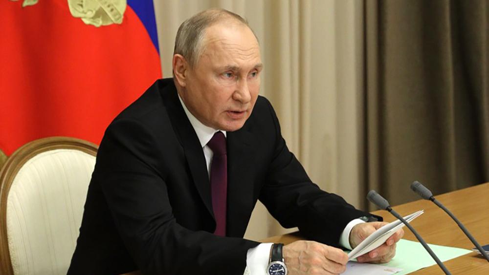 «Серьёзно укрепился потенциал ядерной триады»: Путин рассказал о развитии Вооружённых сил России2