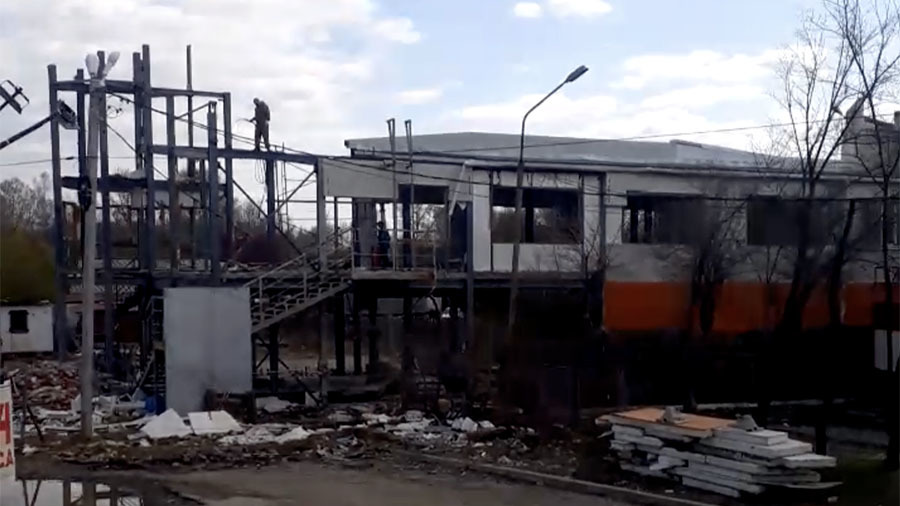 «Творится просто беспредел»: в Хабаровске школа единоборств добивается наказания виновных в нападении на её здание1