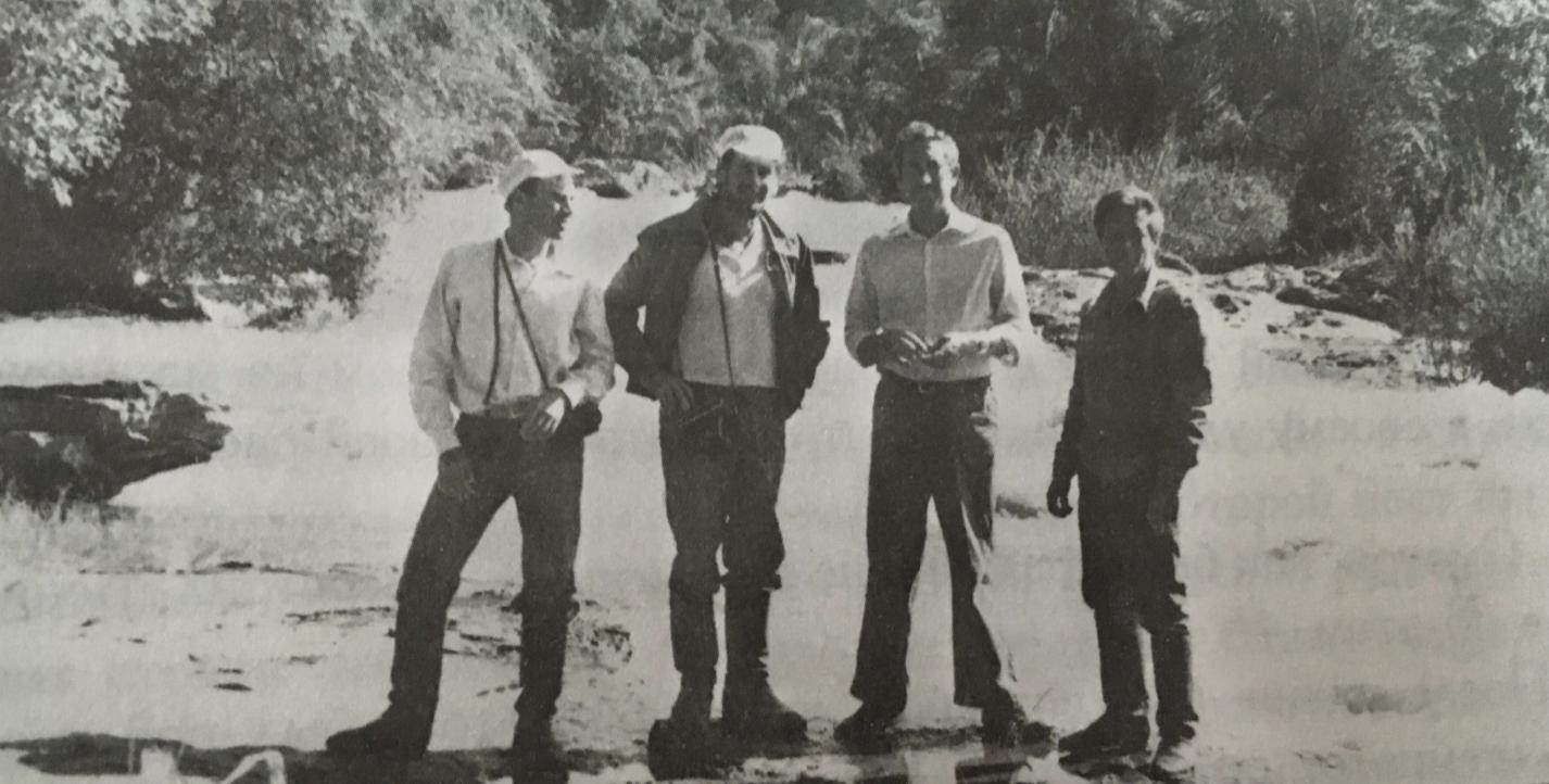 «Мы шли в полной неизвестности»: как в 1983 году в Мозамбике захватили в плен более 20 советских геологов3
