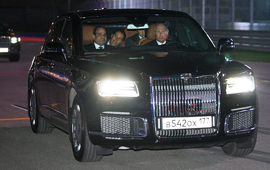 «Спрос обязательно будет»: чем примечателен новый российский люксовый автомобиль Aurus Senat0