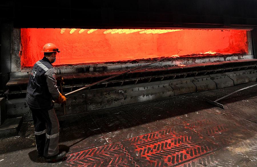 «Правительство занимается вопросом»: в Кремле прокомментировали заявление о сверхприбыли металлургов2