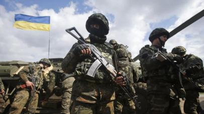В ДНР обвинили ВСУ в обстреле населённых пунктов республики