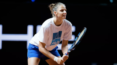 Павлюченкова обыграла Плишкову и вышла в третий круг турнира WTA в Мадриде